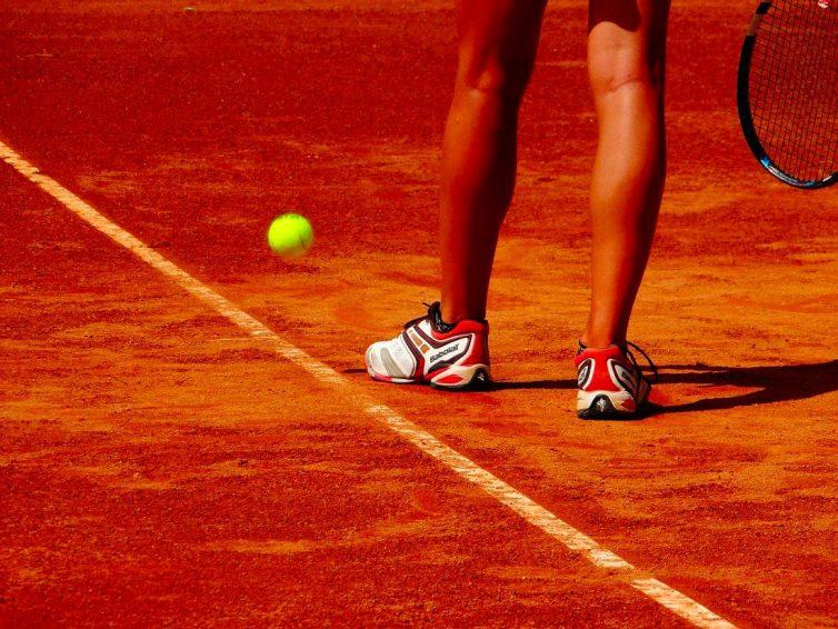 Tennis : du service au succès